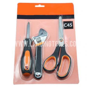 Good Quality Sell Well 3PCS Tools Set   P10050  