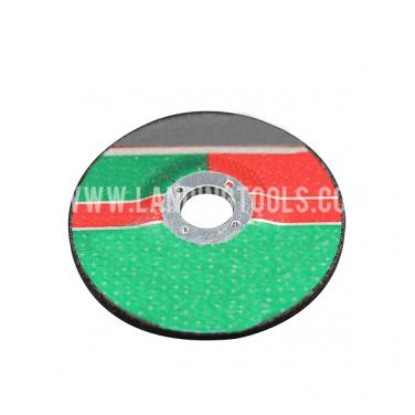 Depressed Center Metal Resin Bonded Abrasive Wheels  For Cutting Stainless Steel / Inox   501402