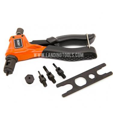 Single Hand Nut Riveter With Aluminum Body   319001