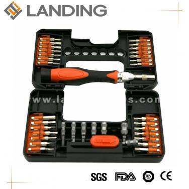 37pcs Precision Screwdriver And Sockets Set   644501