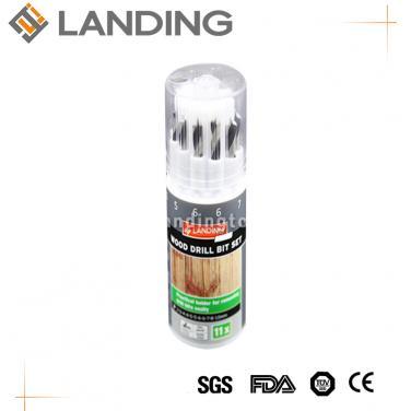 11pcs Wood Drill Bit Set 470703