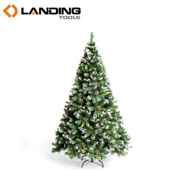 Christmas Tree 1.2M 1.5M 1.8M 2.1M  2.4M  Decoration Colorful PET Artificial Christmas Tree    C10013