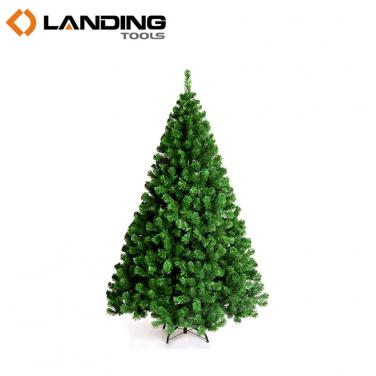 Christmas Tree 1.2M 1.5M 1.8M 2.1M  2.4M  Decoration Colorful PET Artificial Christmas Tree   C10014
