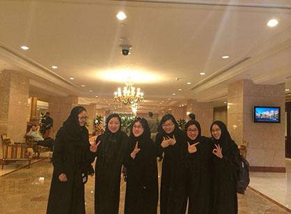 Gorcci Experiences in Saudi Arabia