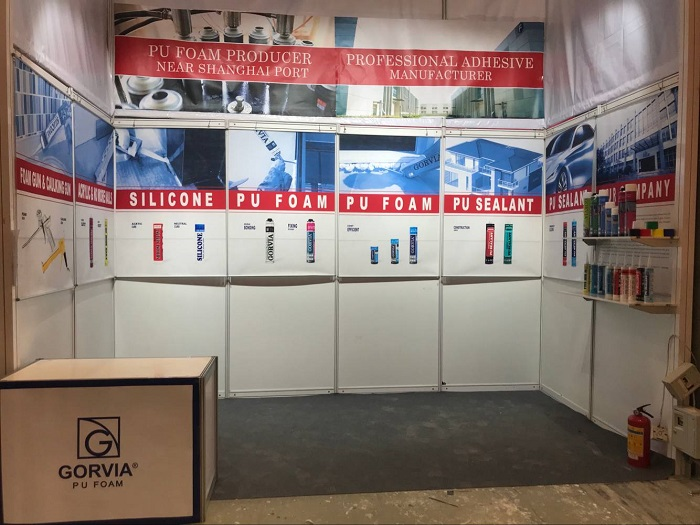 Gorcci-123rd Canton Fair / выставка в Guangzhou