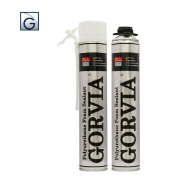 Всесезонная полиуретановая пена премиум качества GORVIA СЕРИЯ-GF МОДЕЛЬ-O