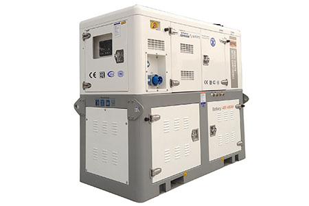 Generador de energía híbrido