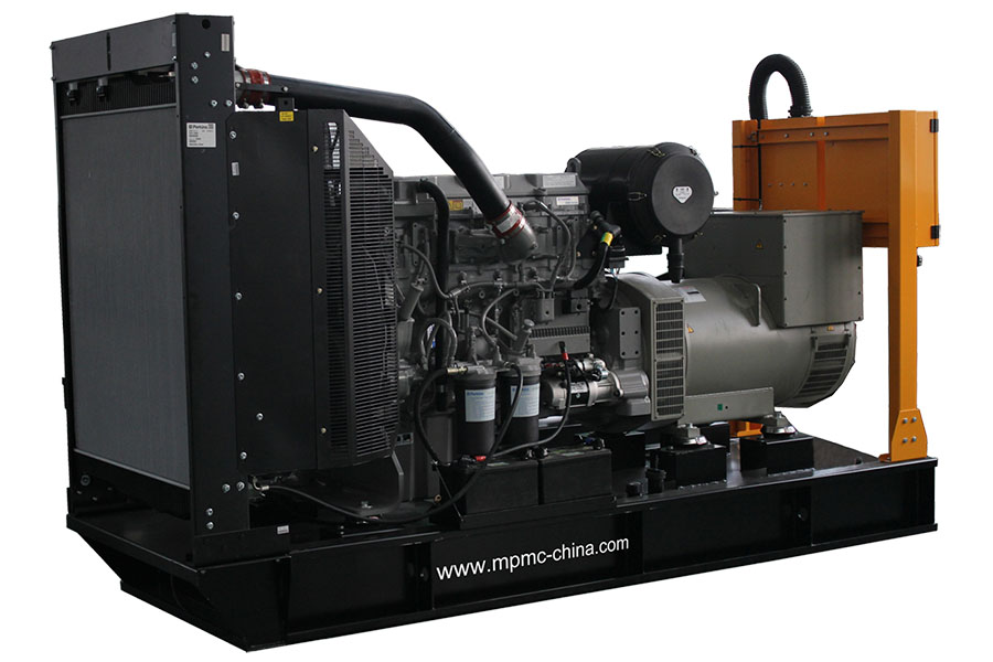 Perkins Open Diesel Generator Made By MPMC