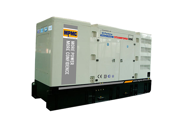 Perkins Silent Diesel Generator Made By MPMC