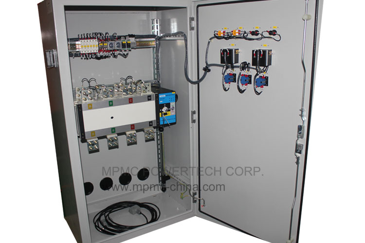 ATS Cabinet Made By MPMC