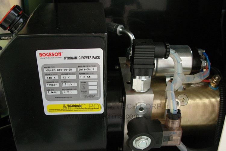 Hydraulic Power Unit Made By MPMC