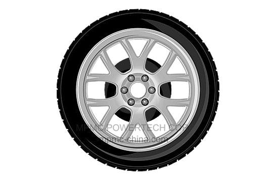 轮胎 Made By MPMC