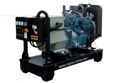 Kubota Open Diesel Generator Made By MPMC