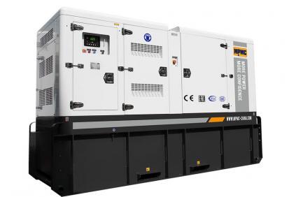 Cummins Silent Diesel Generator Made By MPMC