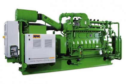 Gas Generator Sets Made By MPMC