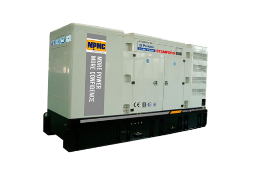 Experienced Supplier Of Diesel Generator Sets