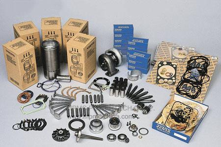 Volvo Parts Made By MPMC