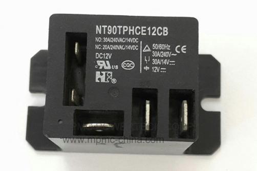 继电器 Made By MPMC