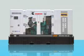 Cummins Silent Diesel Generator Made By MPMC