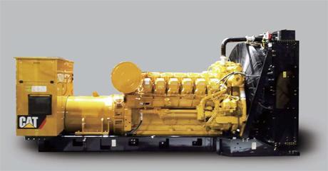 卡特开架式柴油发电机组 Made By MPMC