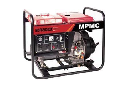 单汽缸小型发电机组 Made By MPMC
