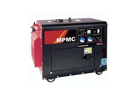 新顶篷静音小型发电机组 Made By MPMC