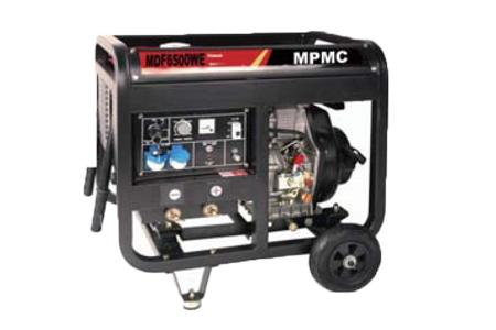 柴油焊接发电机组 Made By MPMC