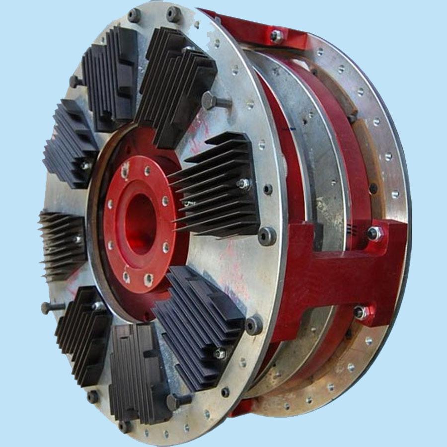 Dispositivo de Acoplamiento Magnético y Regulación de Velocidad