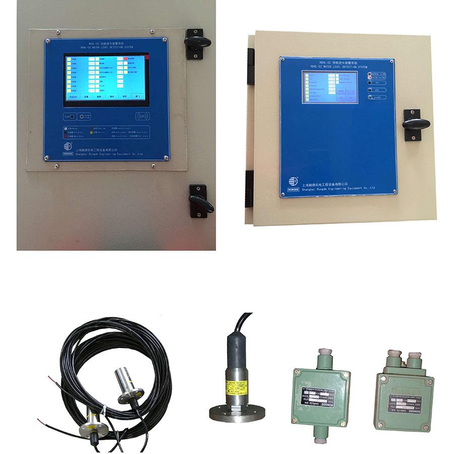 Equipamiento de Monitoreo y Alarma