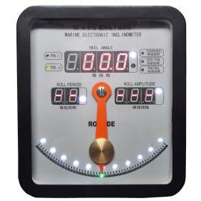 Inclinómetro Marítimo Electrónico RDYB-510