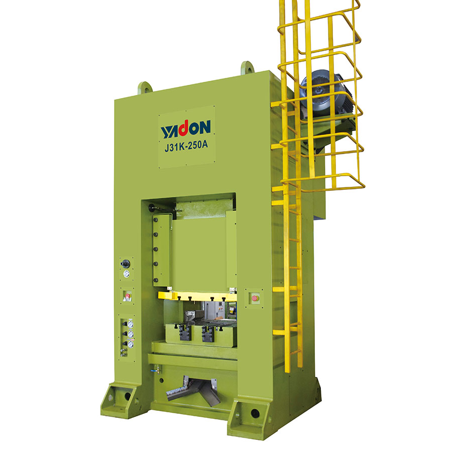 J31K Series Straight Side High-speed Powerful Press