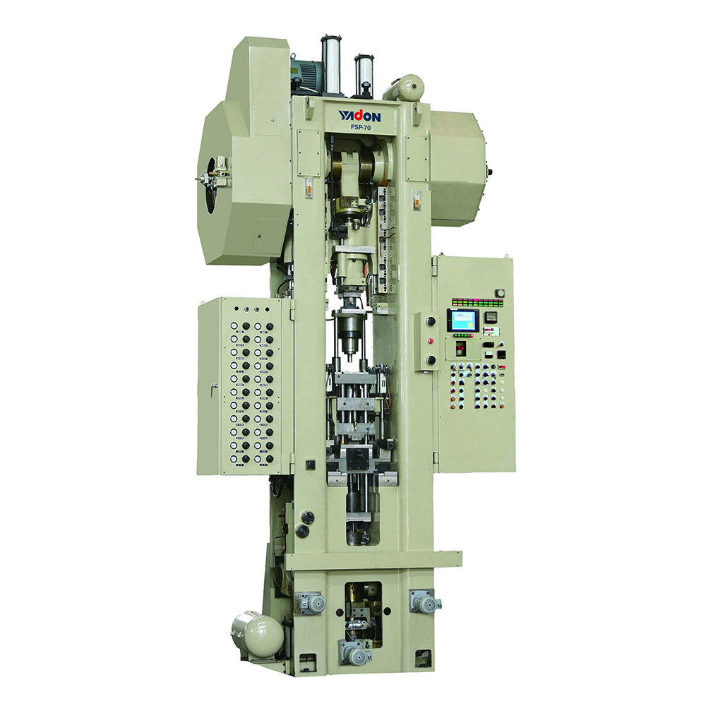FSP Series High Precision Powder Compacting Press