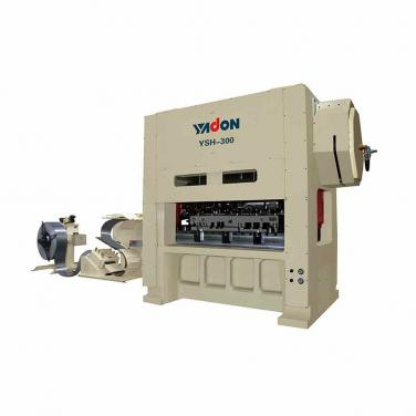 YSH300 NC High-speed Three-point Press Line