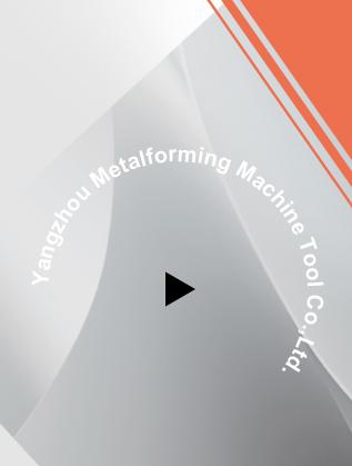 Yangzhou Metalforming Machine Tool Co.,Ltd.