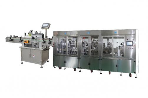 Automatic Tail-label & Manual Inspection-free Vacuum Blood Collection Tube Production Line