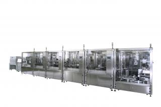 Modular Automatic Vacuum Blood Collection Tube Production Line
