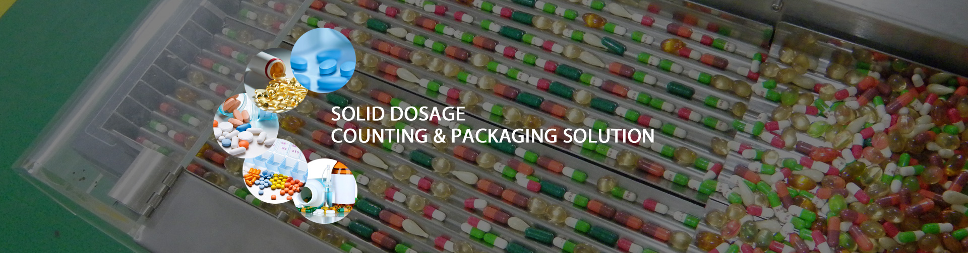 Counting & Packaging Solution