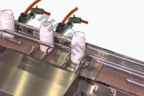 Sistema de Pesaje En Línea de Tara-Bruto