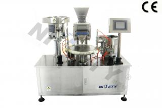 WJ-1 Integrated Counting And Packaging Machine For Pills