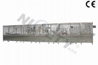 Fully Protective And Intelligent Integrated Bottle Packing Line