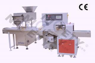 Candy Counting Packing Machine