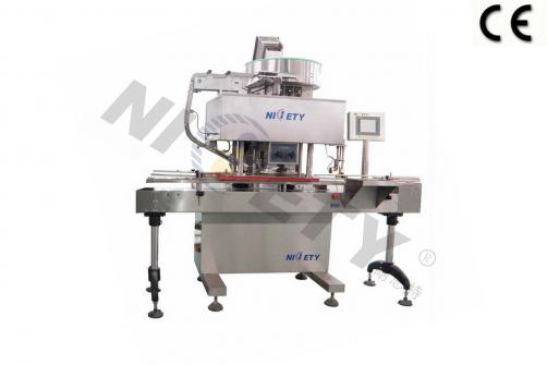 Máquina para Enroscado de Tapas Automática de Alta Velocidad XG-2
