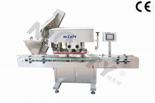Máquina para Enroscado de Tapas Automática XG-1