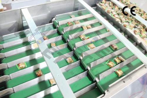 饼干计数包装机