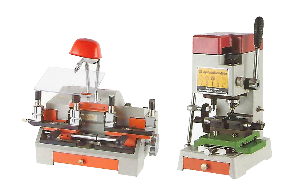 Key Cutting Machine