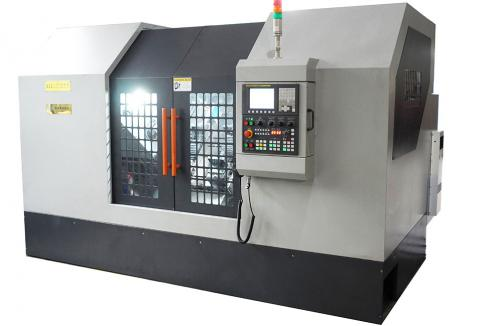 CNC Facing and Centering Machine SIO-FC500