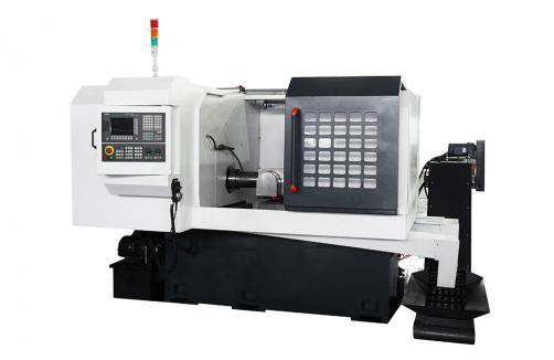 Металлорежущий токарный станок с ЧПУ для обработки многогранных деталей (с Линейной Направляющей) SIO-PT120L