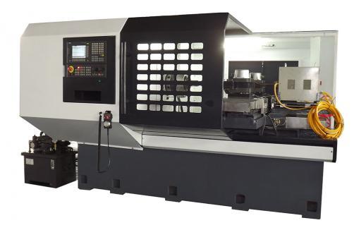 数控旋压车削一体机(双旋轮)SIO-SP800A