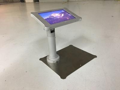 Pole Display_Cash Register_Aluminum CNC Machining