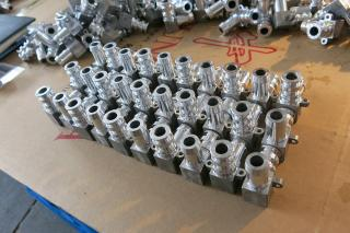 Die & Investment Casting Fabrication
